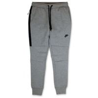 Nike Tech Fleece Sweatpants - Dark Grey Heather
