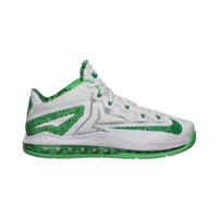 Low Men's Basketball Shoes - White