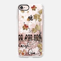 LIVE iPhone 7 Capa by Li Zamperini Art | Casetify