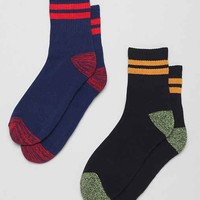 Top Stripe Ankle Sock Multi-Pack - Assorted One