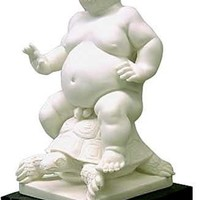 Bacchino Good Luck Medici Statue 5.5H or 9H