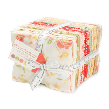 Strawberry Fields Revisited Fat Quarter bundle by Fig Tree for Moda Fabrics