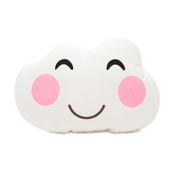 Smiling Cloud Pillow