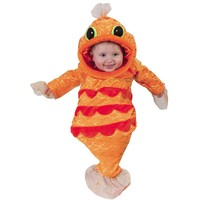 Infant Goldfish Bunting Costume