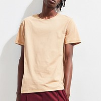 UO Soft Brushed Cotton Tee | Urban Outfitters