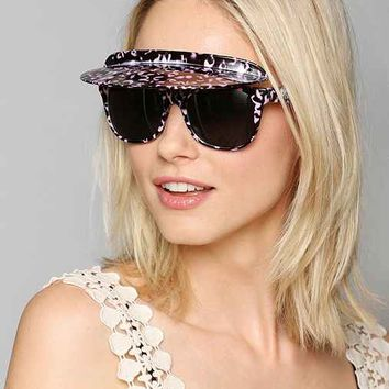 Visor Shades- Rose One