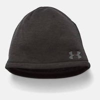 Under Armour Men's UA ColdGear Infrared Fleece Beanie Knit Hat Stocking Cap