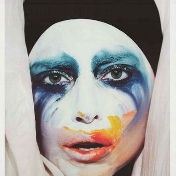 Lady Gaga Applause Album Cover Poster 22x34