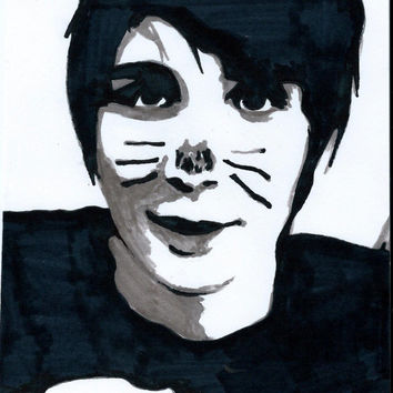 Dan Howell Pop Art