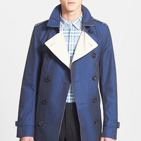 Men's Burberry London 'Kensington' Gabardine Trench Coat