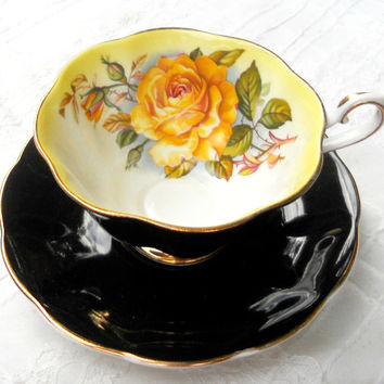 Vintage Royal Albert Tea Cup and Saucer Set, Milady Series, English Bone China, Elegant Tea Party, Weddings