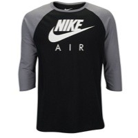 Nike Air 3/4 Raglan T-Shirt - Men's at Eastbay