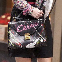The Carrie Diaries inspired purse by 80sHipster on Etsy
