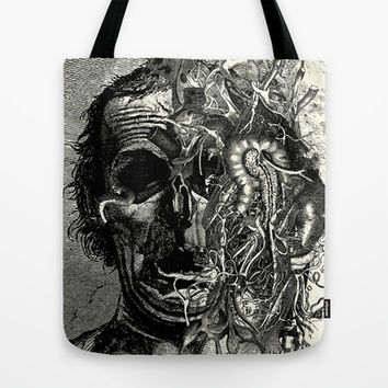 The Walking Dead Tote Bag by DIVIDUS