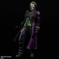 Square-Enix Batman Dark Knight Trilogy Joker Play Arts Kai Action Figure