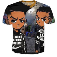 Boondocks T Shirt