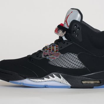 Air Jordan Retro 5 V 'Metallic Silver'