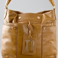 Marc by Marc Jacobs Preppy Leather Hillier Hobo