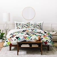 Sharon Turner Love 3 Duvet Cover
