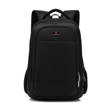 School Backpack trendy 2018 New Men Backpack for Laptop Water Resistant USB Charging Anti Theft Backpack Male School Bags AT_54_4
