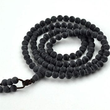 100% Handmade Necklace Precious Black Wood Bracelet  bracelet-27