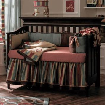 CoCaLo Couture Aidan 4 Piece Baby Crib Bedding