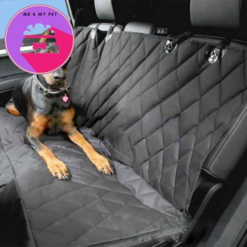 Anti-Slip Pet Seat Cover