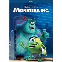 Monsters, Inc. (Widescreen) - Walmart.com
