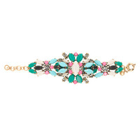 Crystal shimmer bracelet - jewelry - Women's new arrivals - J.Crew
