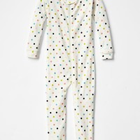 Gap Baby Spotted Sleep One Piece