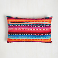 Spirited Salon Pillow | Mod Retro Vintage Decor Accessories | ModCloth.com