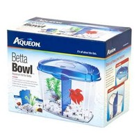 Aqueon 01206 Betta Bowl Starter Kit