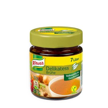 Knorr - Vegetable Delicacy Broth Jar, 5 oz