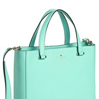 kate spade new york 'park avenue sweetheart' leather crossbody tote
