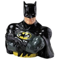 Westland Giftware Batman Ceramic Cookie Jar, 11.25-Inch