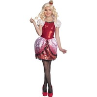 Ever After High Apple White Costume - Kids (Red)