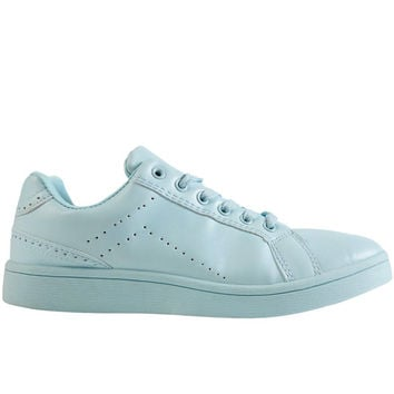 All Color Flat Sneaker - BB Blue
