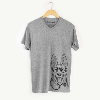 Brutus the German Shepherd  - Medical Collection
