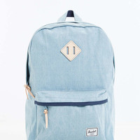 Herschel Supply Co. Heritage Select Denim Backpack - Urban Outfitters