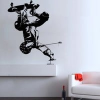 Modern , Urban and Contemporary - Skater - Wall Decals , Home WallArt Decals