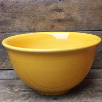 """Tabletops Lifestyles Corsica Home Yellow 6"""" Bowl"""
