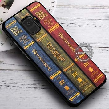 DVD Set Lord of The Ring iPhone X 8 7 Plus 6s Cases Samsung Galaxy S9 S8 Plus S7 edge NOTE 8 Covers #SamsungS9 #iphoneX