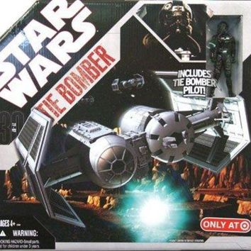 Star Wars Tie Bomber Vehicle