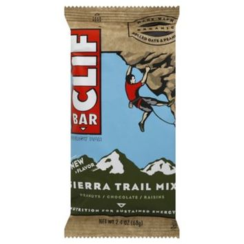 Clif Bar 2.4 oz. Energy Bar in Sierra Trail Mix