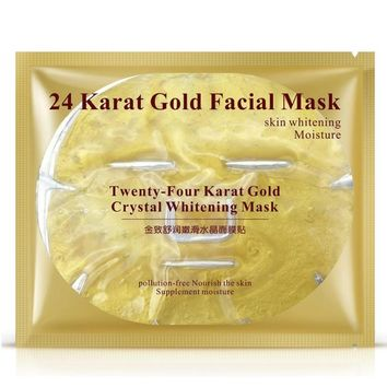 Nourishing Collagen Moisturizing Facial Mask