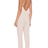 Lovers + Friends x REVOLVE My Way Jumpsuit in Pink
