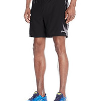 ASICS Men's Woven 7-Inch Running Shorts - Performance Black, XX-Large