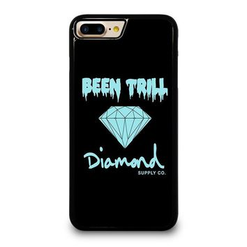 BEEN TRILL DIAMOND BLACK iPhone 7 Plus Case Cover