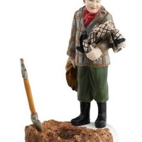 Department 56 a Christmas Story Village Farewell to the Leg Lamp Village Accessory, 2-1/2-Inch