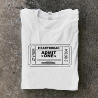 Admit One T Shirt KYC Design